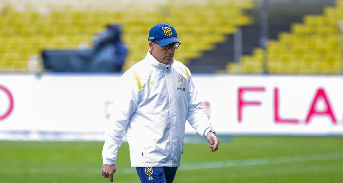 FC Nantes - Dijon FCO (1-1) : déçu, Collot justifie son changement de système et pointe une défaillance chez les Canaris