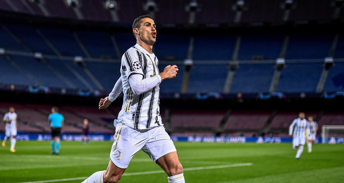 Juventus Turin : pour sa 100e, Cristiano Ronaldo améliore ses affolantes statistiques et sauve la Vieille Dame