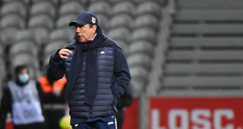 """LOSC - Girondins (2-1) : Jean-Louis Gasset cherche des solutions pour lutter contre la """"Ben Arfa dépendance"""""""