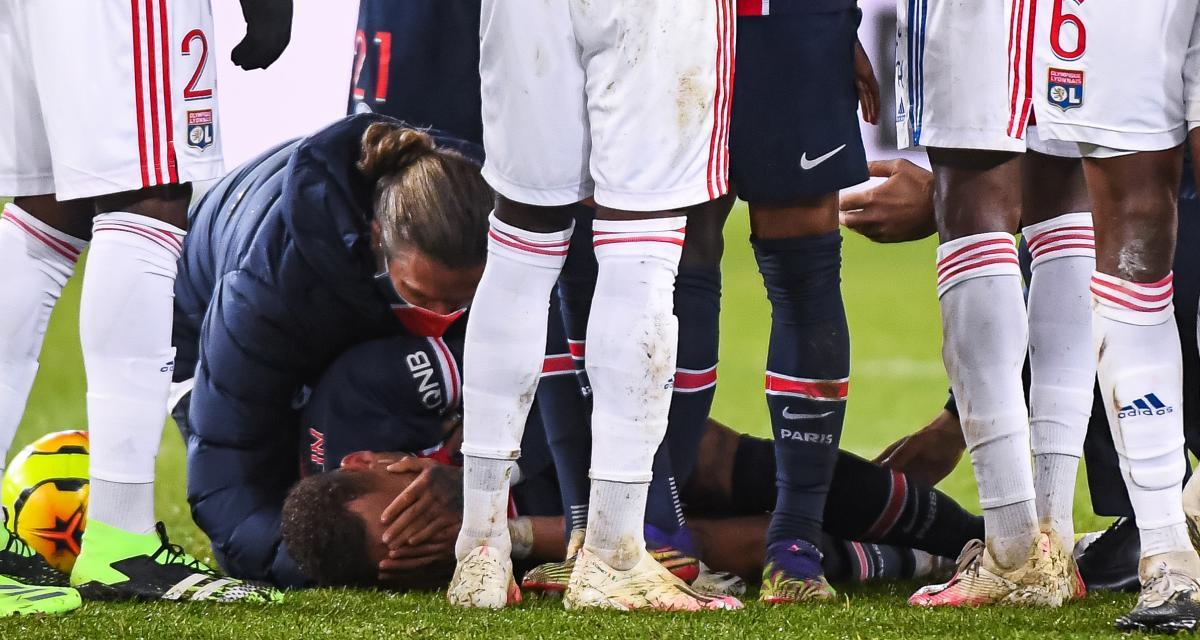 PSG - OL (0-1) : le pire verdict est écarté pour Neymar !