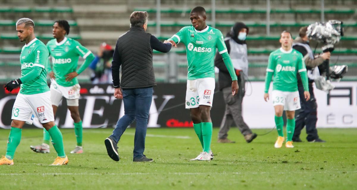 ASSE - Le rendez-vous de Didier Bigard : « L'hiver a commencé tôt à Saint-Étienne »