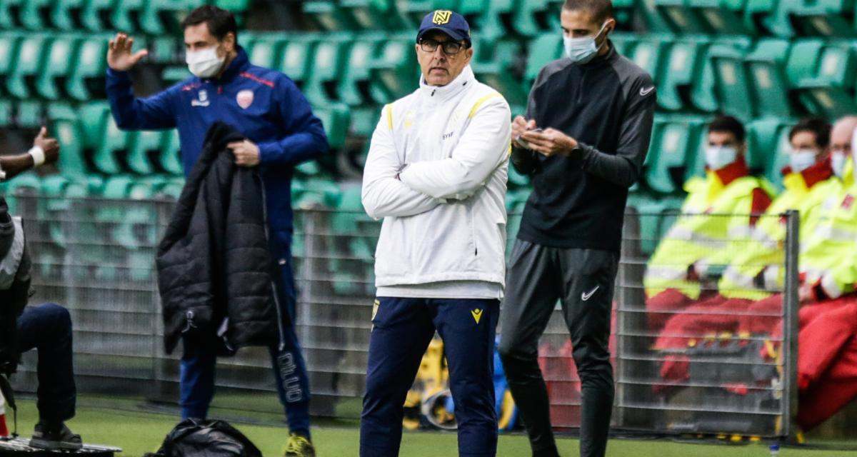 FC Nantes : Collot inflige un premier camouflet historique à Kita !