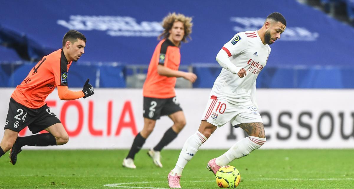 PSG, FC Barcelone - Mercato : Leonardo torpille le dossier Depay (OL) !