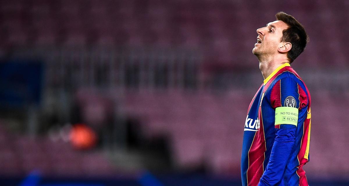 PSG, FC Barcelone – Mercato: Messi a la clé du mois de janvier parisien