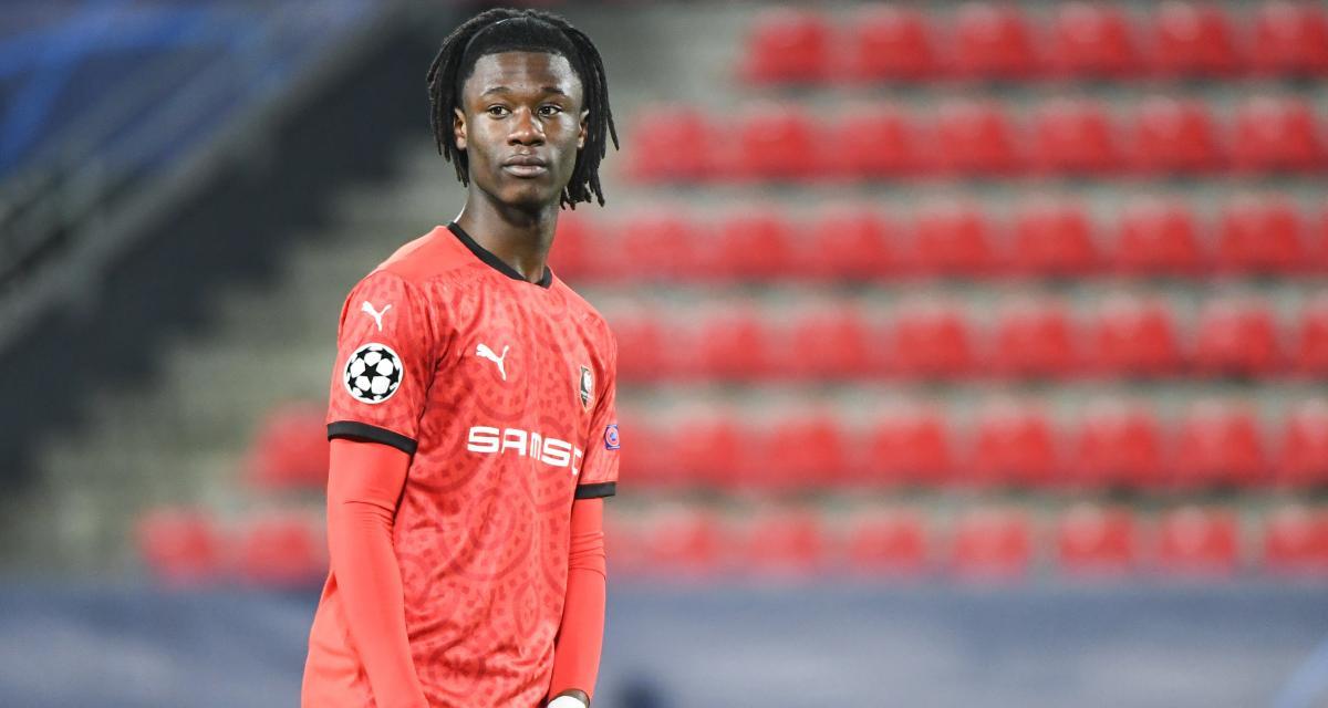Stade Rennais – Mercato: la bataille pour Camavinga va démarrer