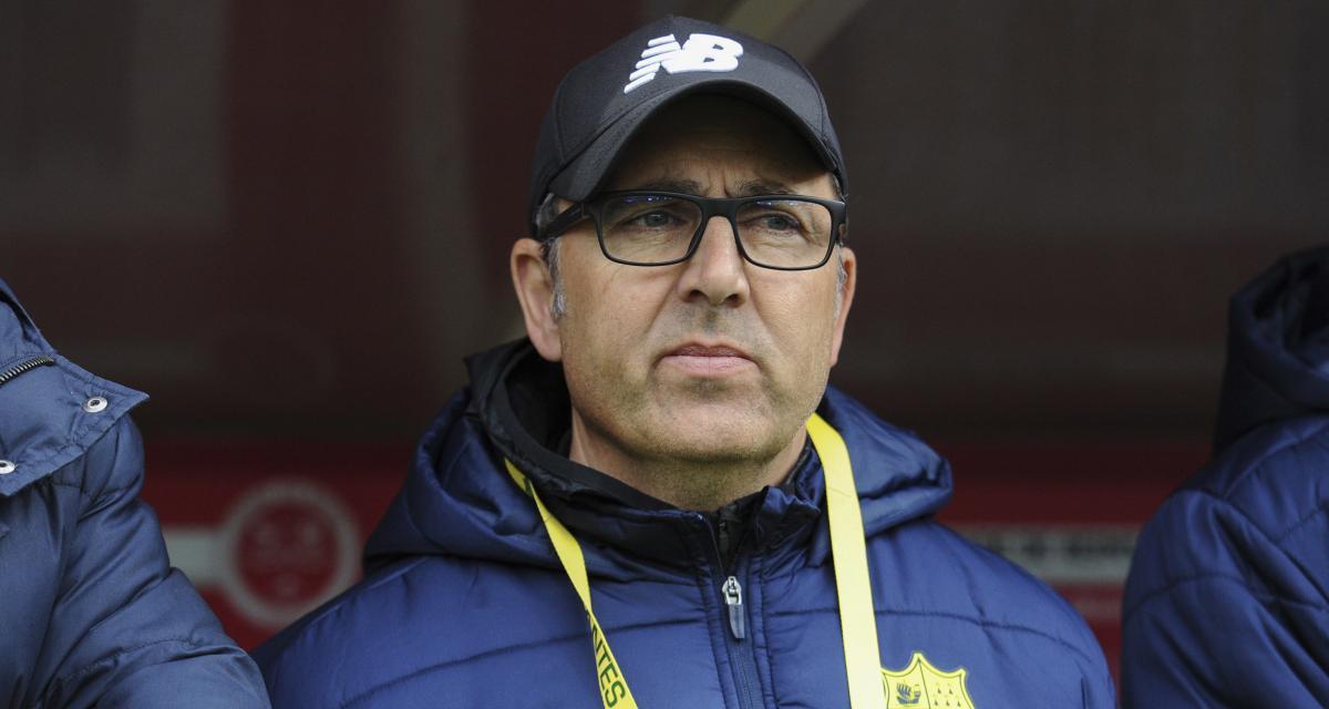 FC Nantes : absents, Reims, crise, supporters... Patrick Collot n'élude aucun sujet