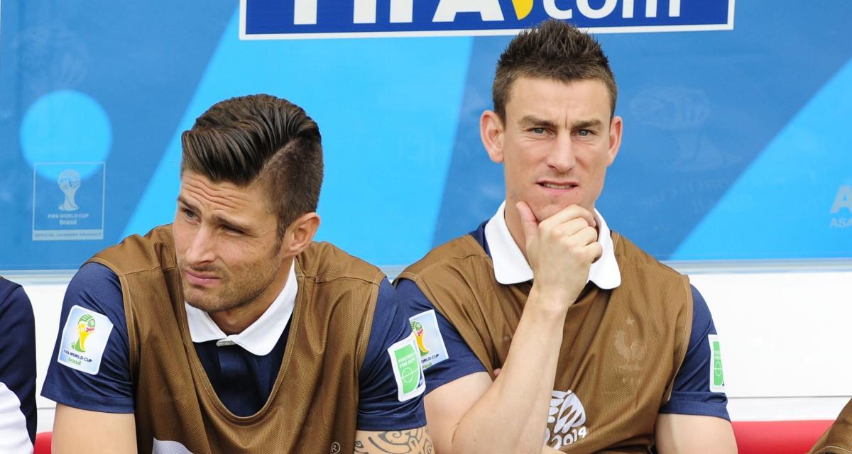 Girondins - Mercato : la révélation de Koscielny sur les contacts avec Giroud
