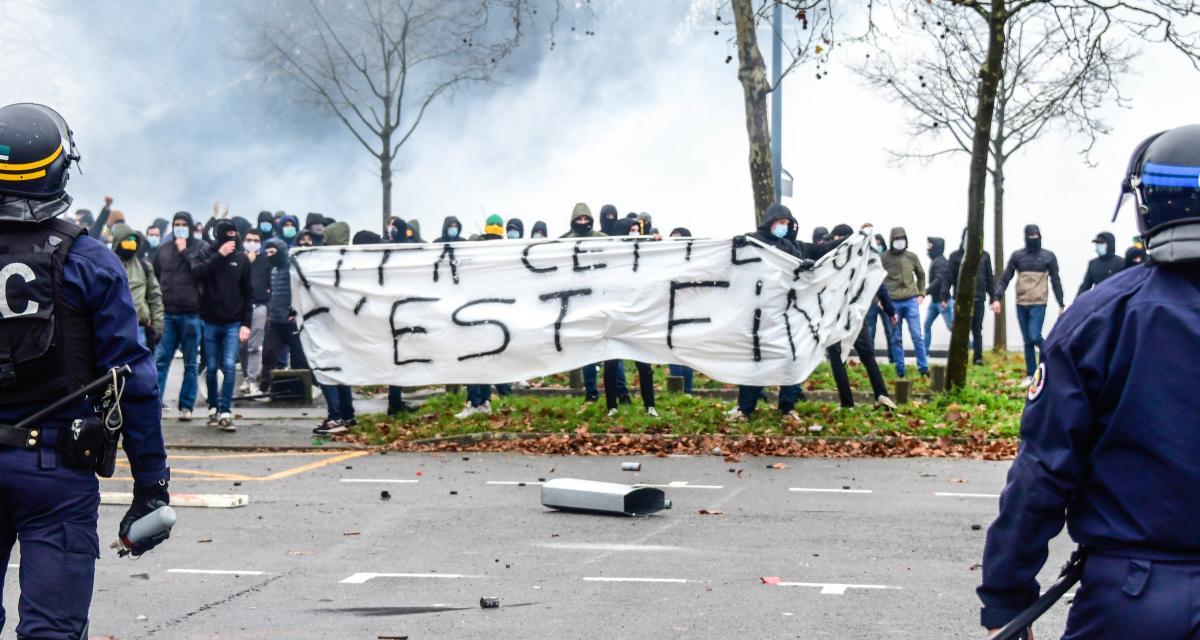 FC Nantes : une chaîne de solidarité pour aider un supporter arrêté lors de la manif anti-Kita