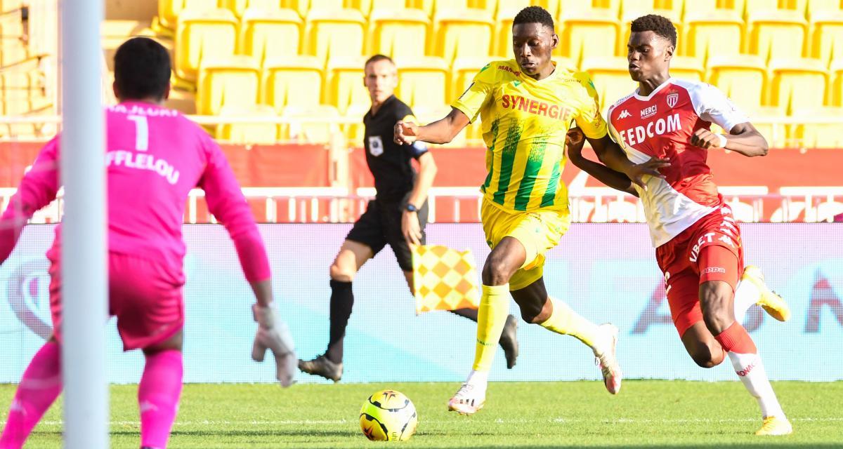 FC Nantes : Kolo Muani aurait ramené Collot à la raison !
