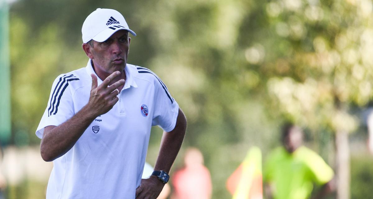 RC Strasbourg : Laurey reçoit une bonne nouvelle contre Angers