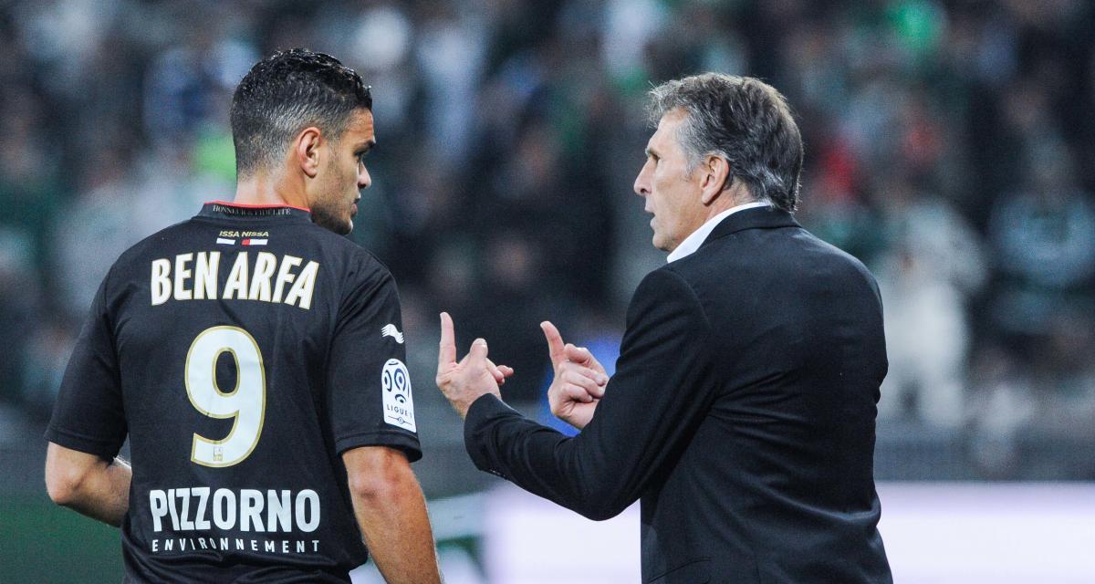 Girondins - ASSE : Claude Puel est totalement sous le charme d'Hatem Ben Arfa