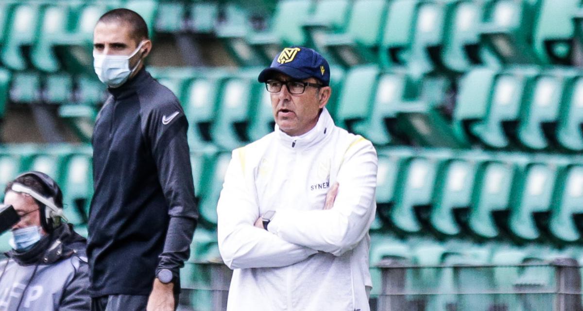 FC Nantes : un Canari souligne deux différences majeures entre Gourcuff et Collot