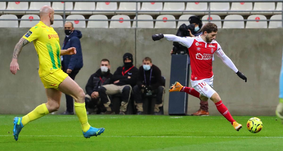 Résultats Ligue 1 : le LOSC et le FC Nantes devant (mi-temps)
