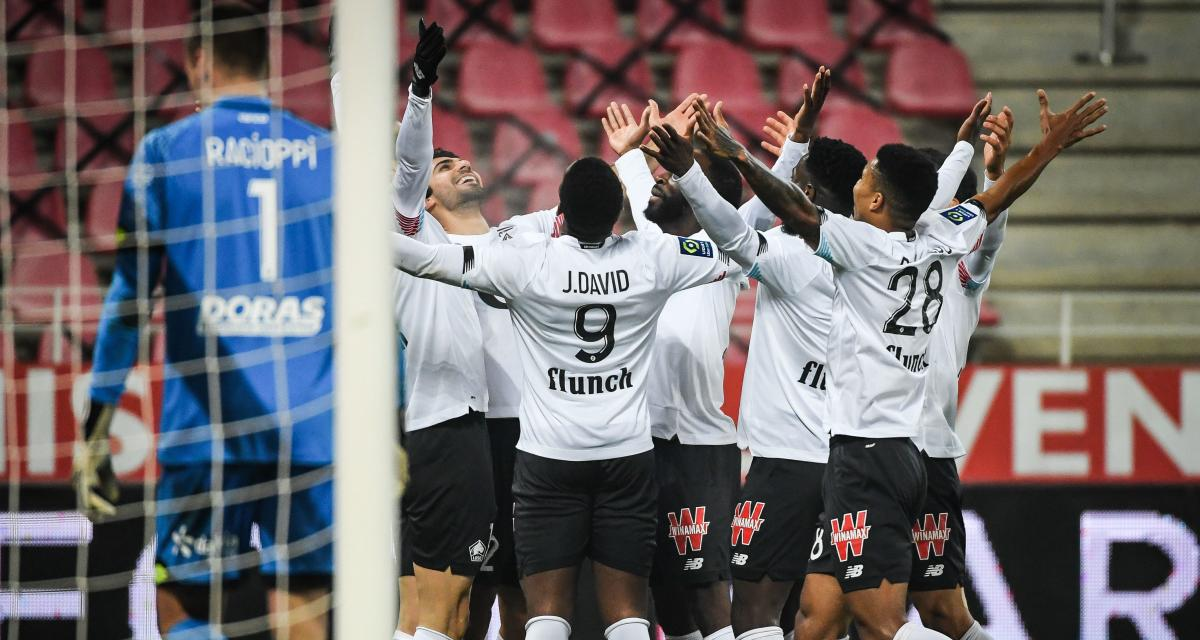 Dijon FCO - LOSC (0-2) : le duo turc a fait des merveilles, David retombe dans ses travers