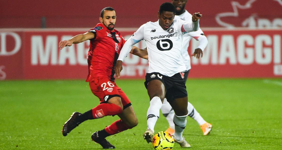 Résultats Ligue 1 : le LOSC en patron, le FC Nantes renversé (terminé)