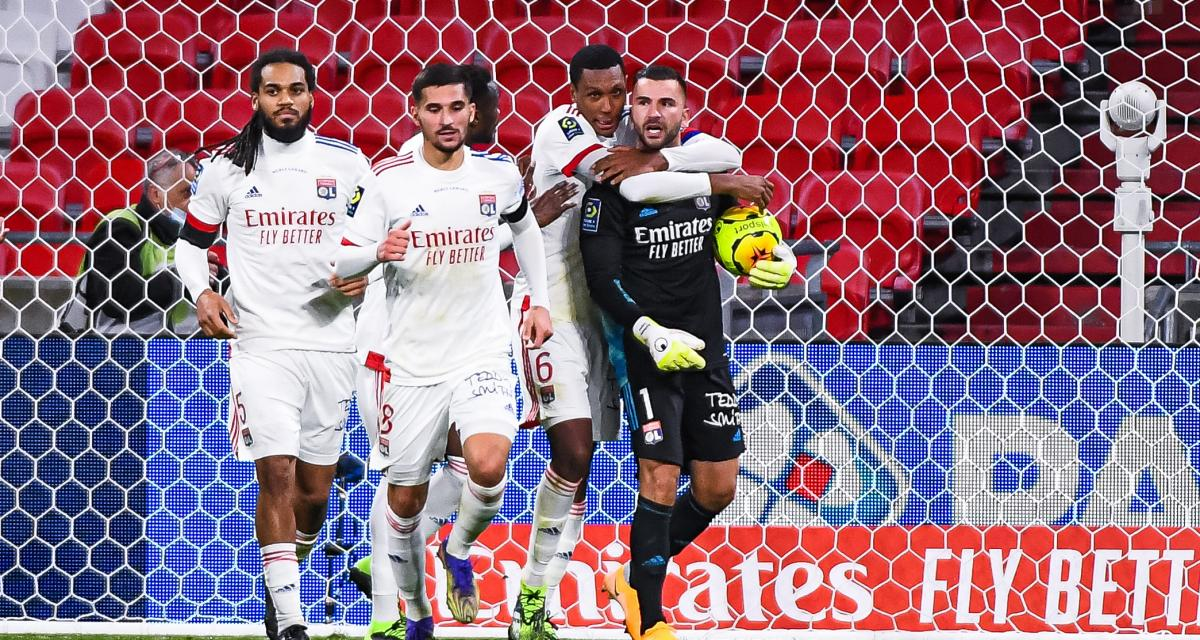 OL – Stade Brestois (2-2): Rudi Garcia dénonce une cabale contre Anthony Lopes