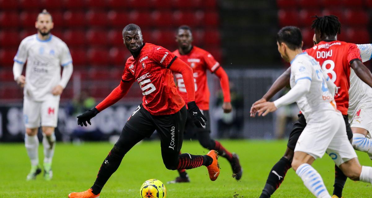 ASSE, OM, Stade Rennais - Mercato : M'Baye Niang clarifie son avenir