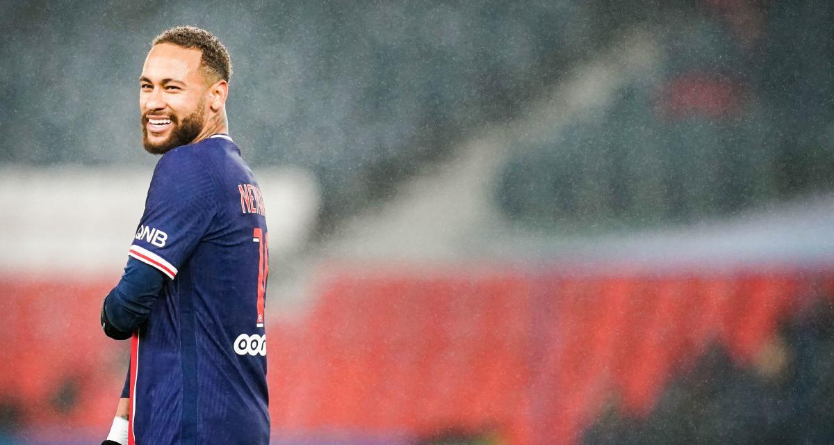 PSG: le clin d'oeil de Neymar à une ancienne conquête