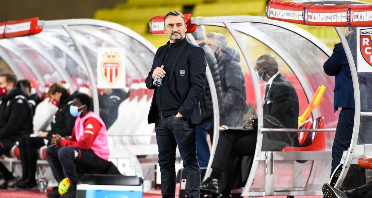 RC Lens: Franck Haise a gardé une cartouche en prévision du FC Metz