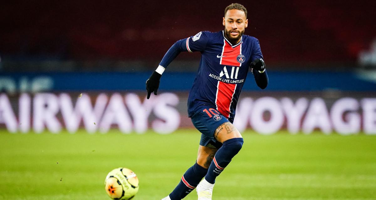 PSG : Neymar face au LOSC ? La réponse !