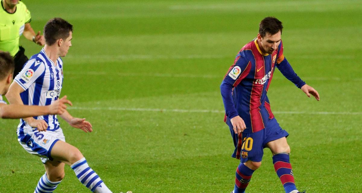 FC Barcelone - Mercato : Messi n'ira jamais au PSG, du moins avec lui...