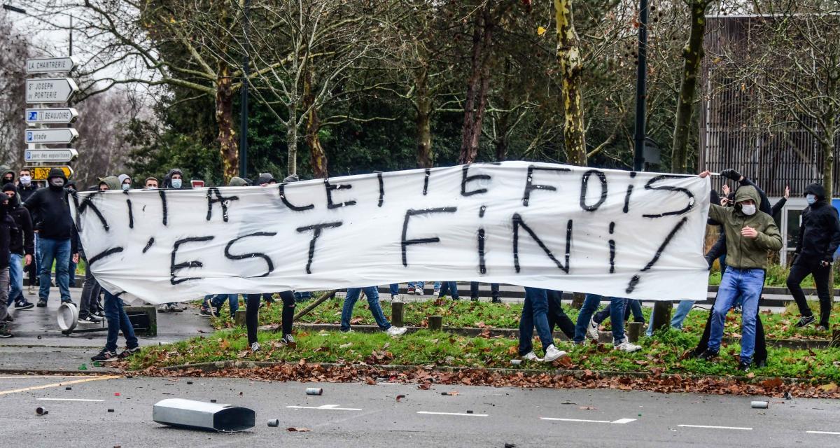 FC Nantes : une nouvelle manifestation anti-KIta prévue face au SCO d'Angers