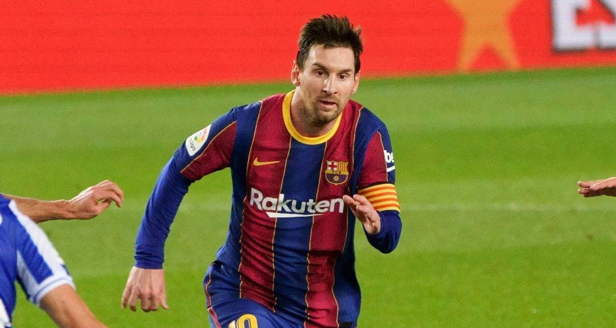 FC Barcelone - Mercato : une annonce étonnante sur l'avenir de Messi