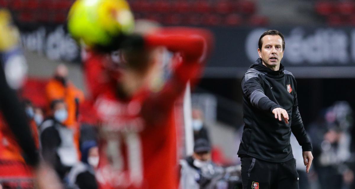 Stade Rennais: derby, plan de jeu … Julien Stéphan se méfie énormément des Merlus