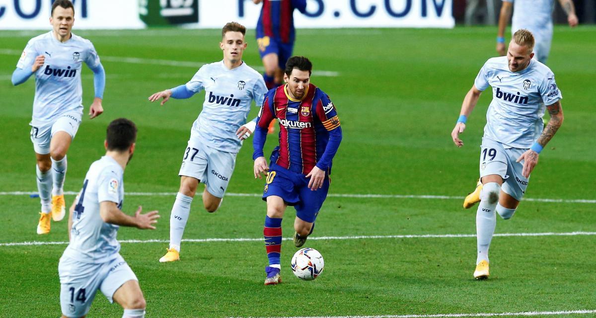 FC Barcelone: le record de Messi masque à peine l'indigence d'un pauvre Barça