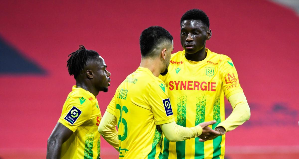 FC Nantes – Mercato: la prolongation de Fabio masque un dossier sensible
