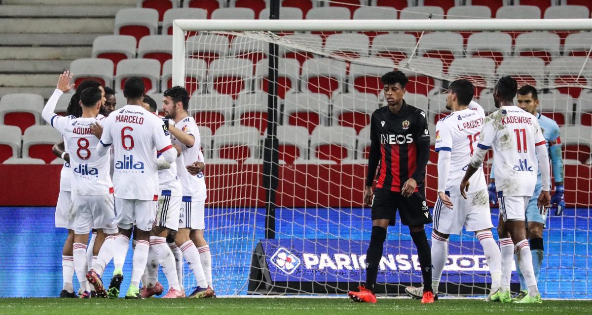 OL: les 5 héros lyonnais de la démonstration à Nice (4-1)
