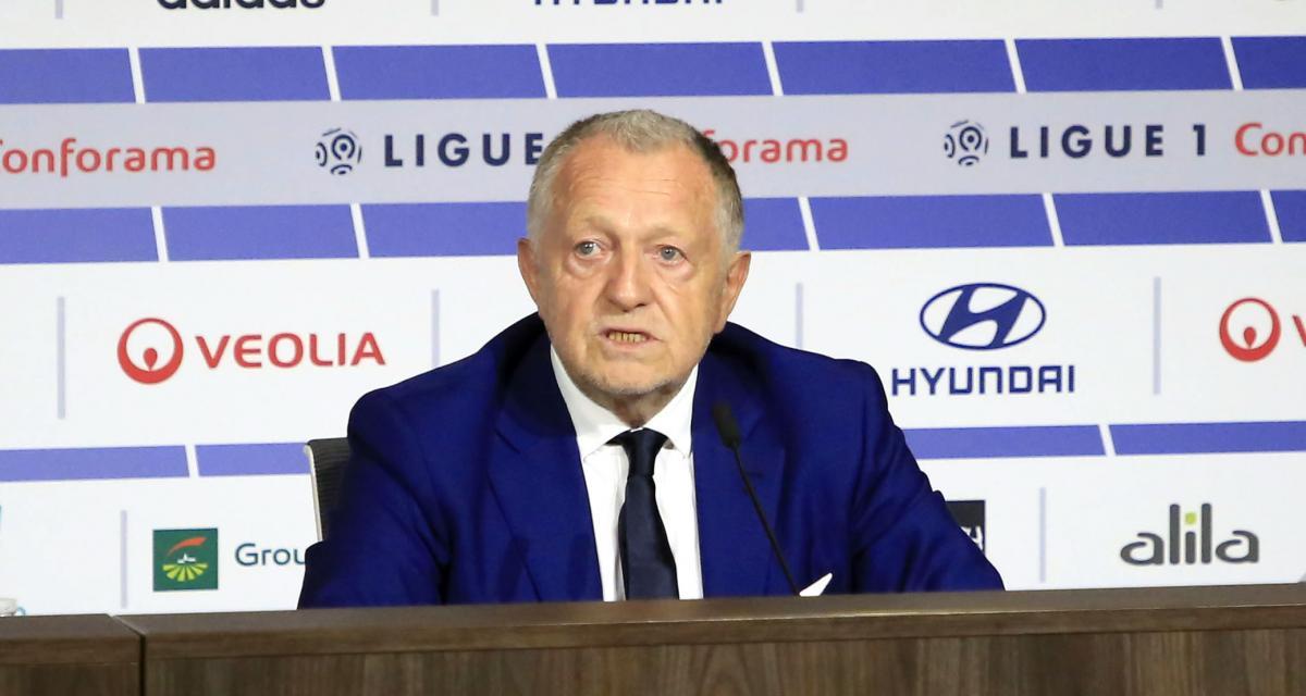 OGC Nice - OL (1-4) : un ennemi d'Aulas impose une condition pour que Lyon joue le titre