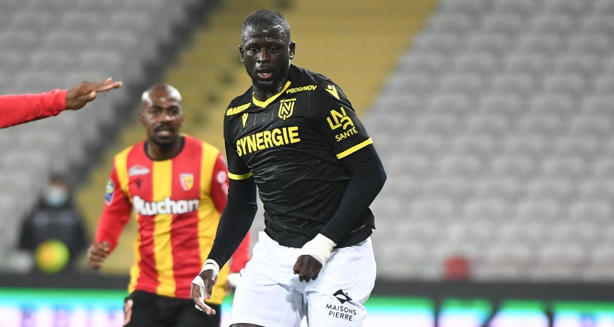FC Nantes : le discours guerrier d'Abdoulaye Touré avant le derby