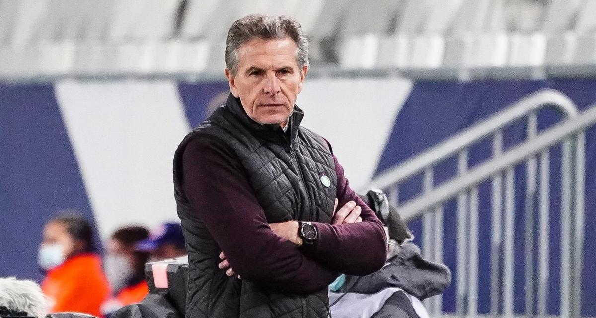 Ligue 1 : les compos des matches de 15h (Bouanga sur le banc pour l'ASSE, Collot replace Girotto et relance Emond au FC Nantes)