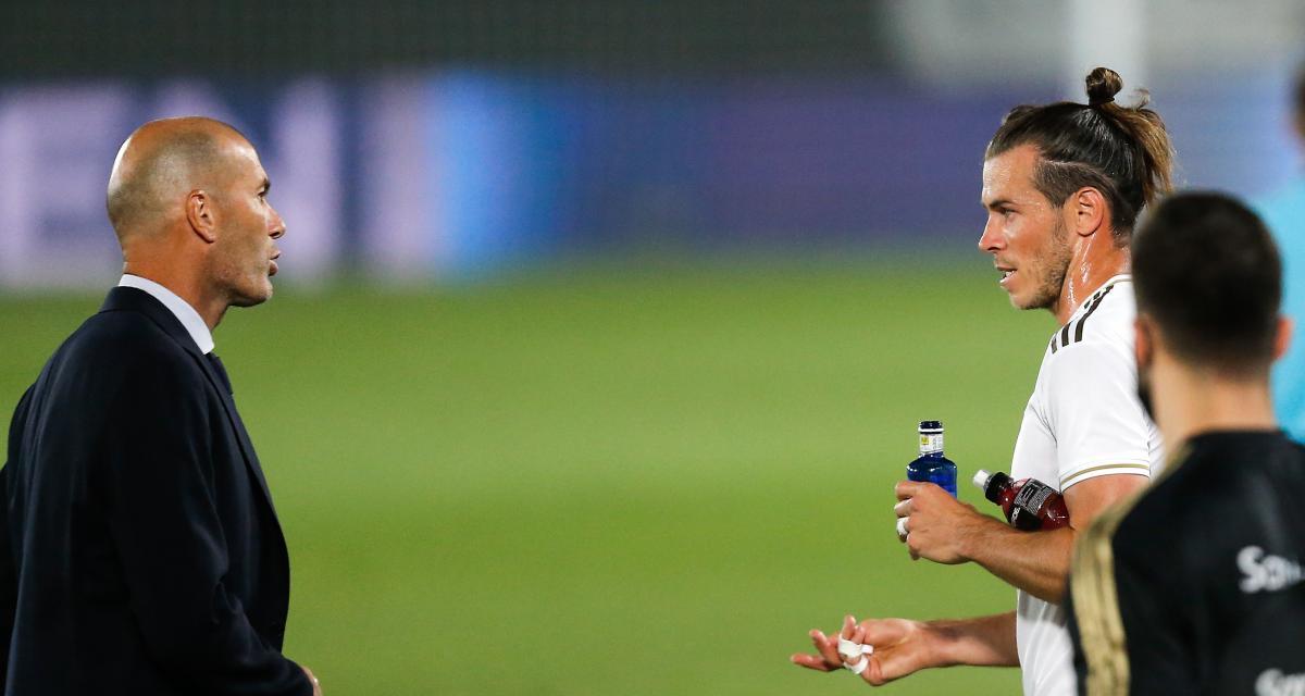Real Madrid : la petite vengeance de Bale par rapport à Zidane