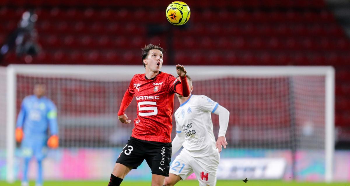 Ligue 1 : FC Lorient – Stade Rennais, les compos (Niang et Terrier sur le banc)