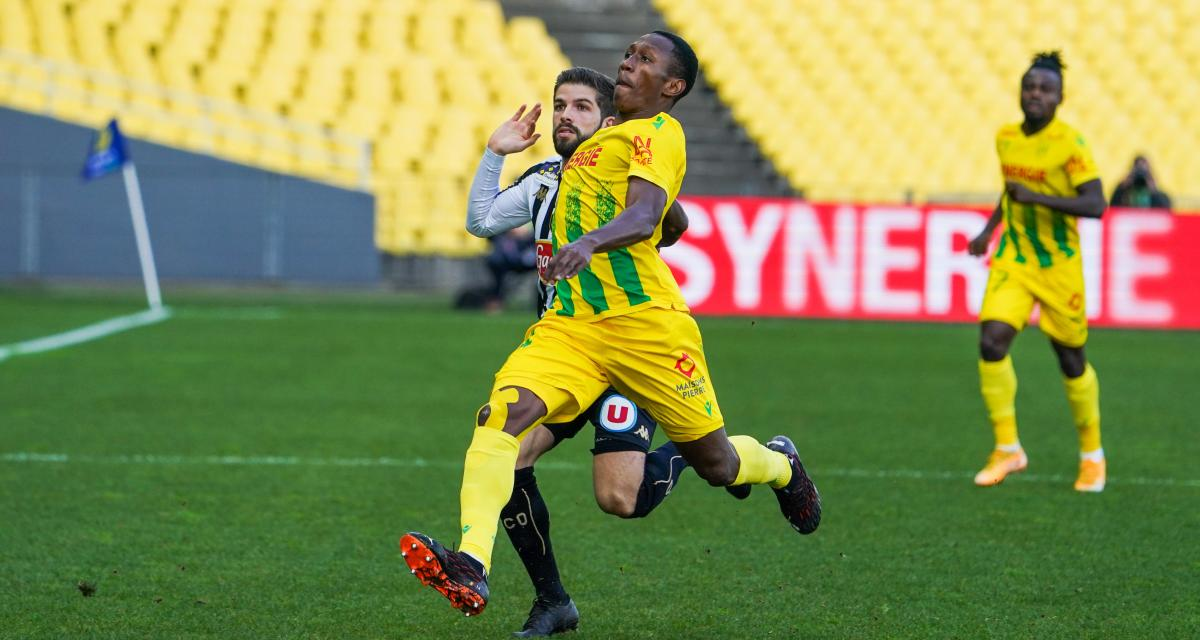 FC Nantes – Angers (1-1) : supporters, Traoré, Collot... Les trois ingrédients d'un nul miraculeux