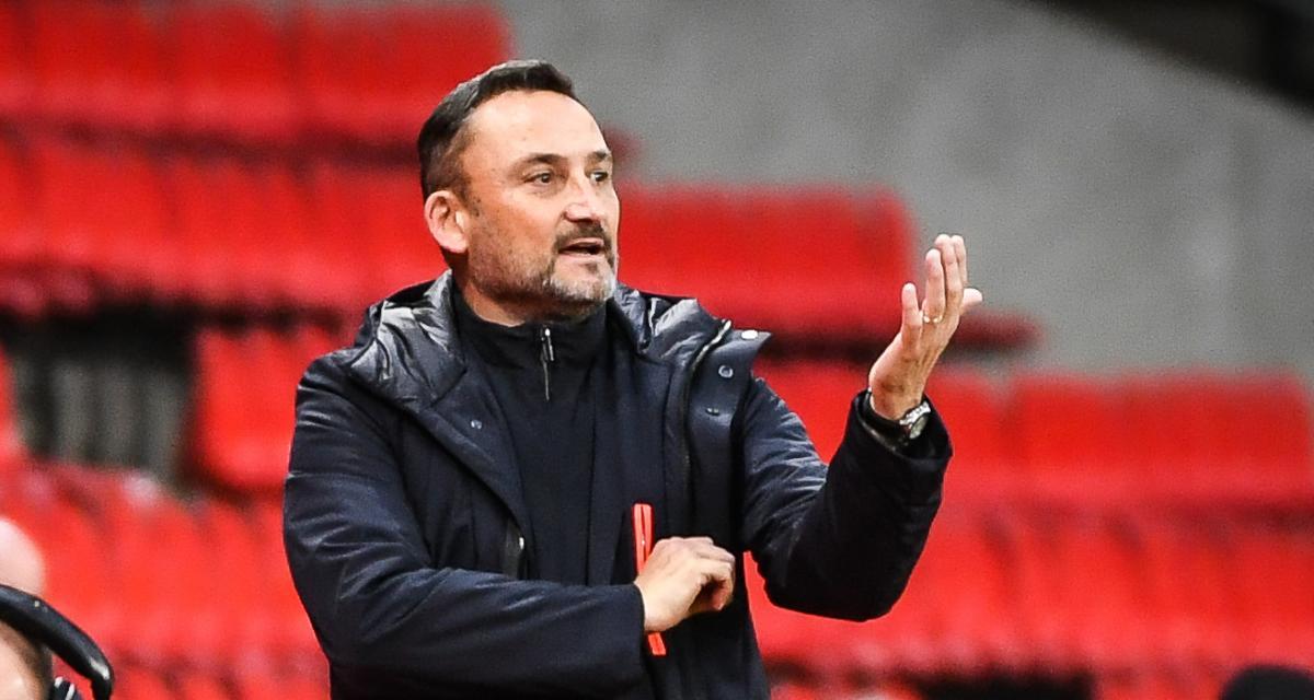 RC Lens : Franck Haise veut positiver après Metz