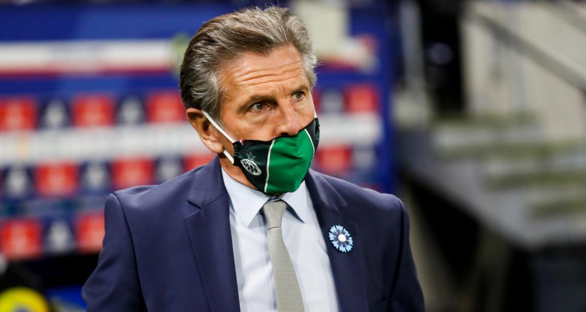 ASSE : Claude Puel déplore le changement de formule de la coupe de France