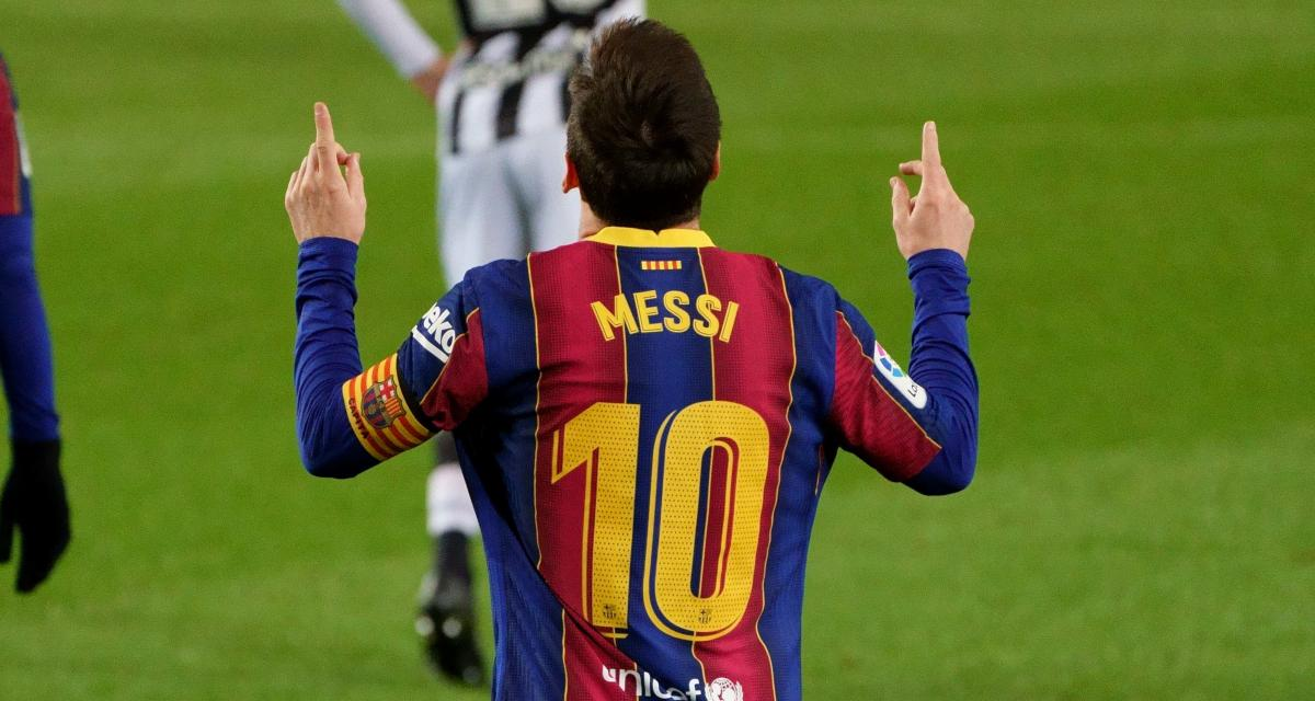 FC Barcelone : une attention de Pelé a touché Messi