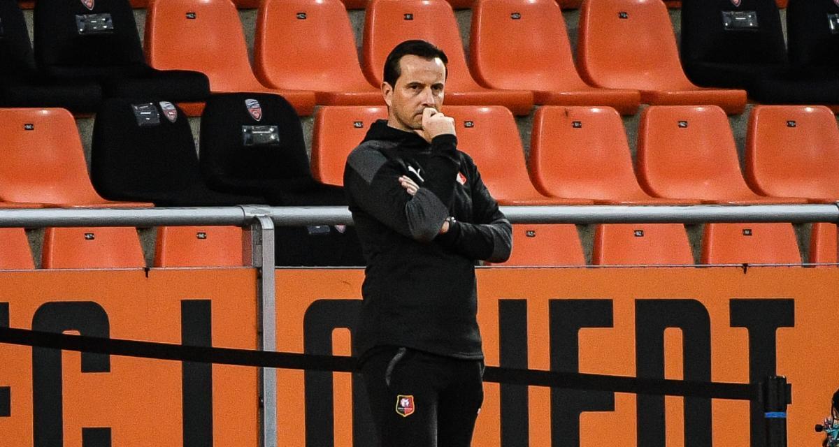 FC Lorient – Stade Rennais (0-3) : Stéphan ne va pas lâcher ses joueurs malgré les bons résultats