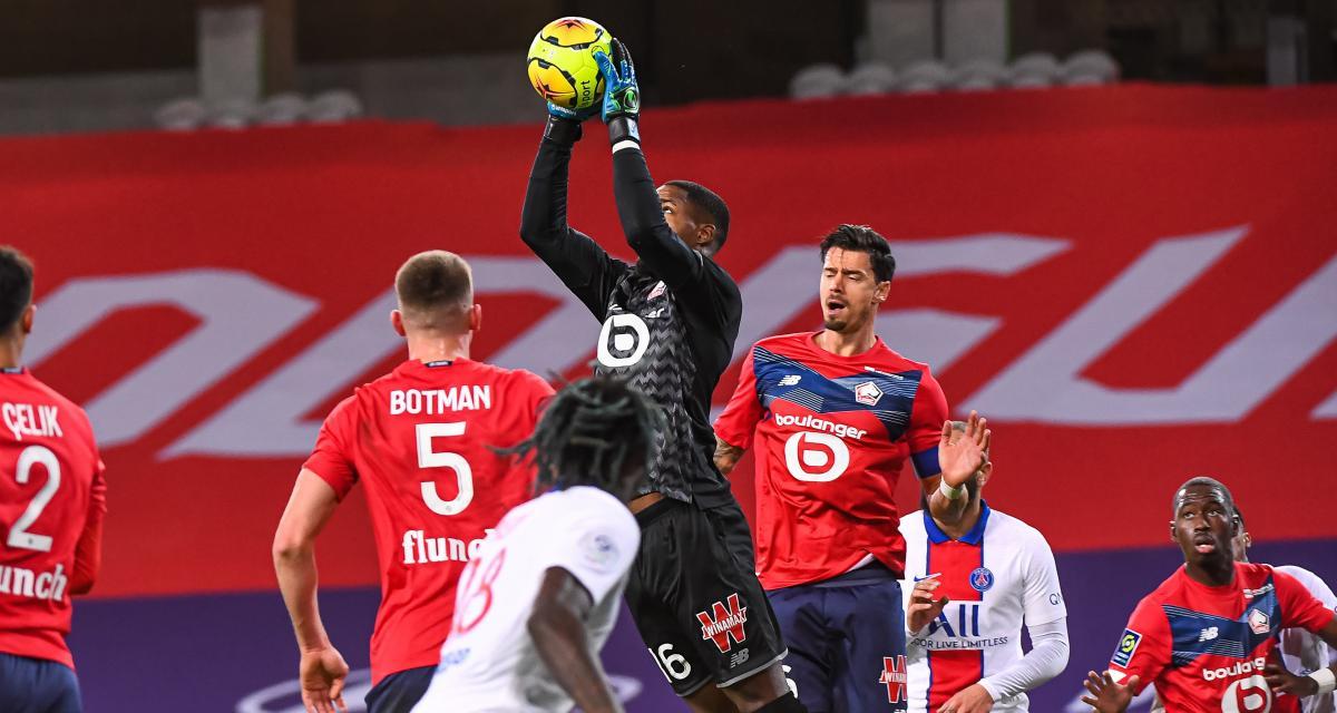 Résultat Ligue 1 : le LOSC et le PSG se neutralisent (0-0, terminé)