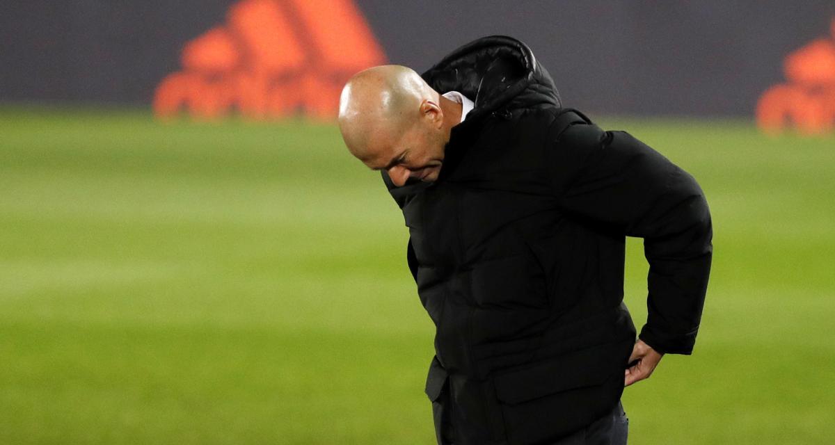 Eibar - Real Madrid (1-3) : le joli coup de Zidane éclipsé par une grosse polémique ?