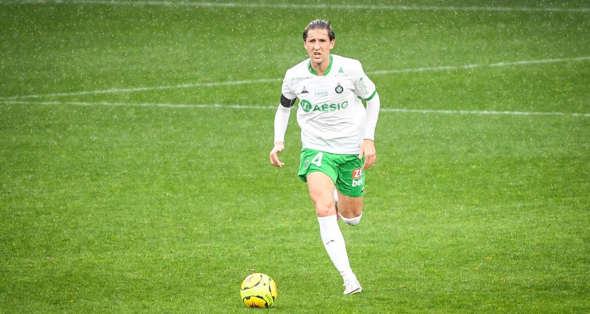 ASSE – Mercato: un club prêt à débarrasser les Verts du flop Retsos?