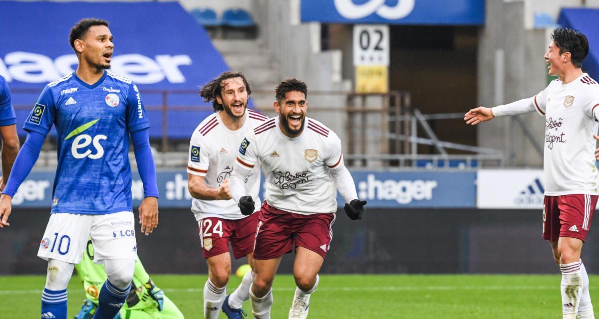 RC Strasbourg – Girondins (0-2): Ménès cible le mal qui ronge le Racing et applaudit Gasset