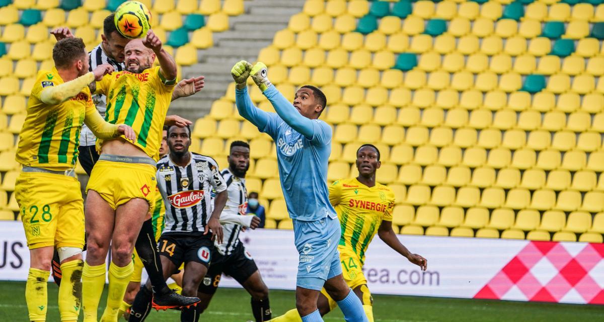 FC Nantes – SCO Angers (1-1): horrible, chanceux... Ménès tire la sonnette d'alarme pour les Canaris