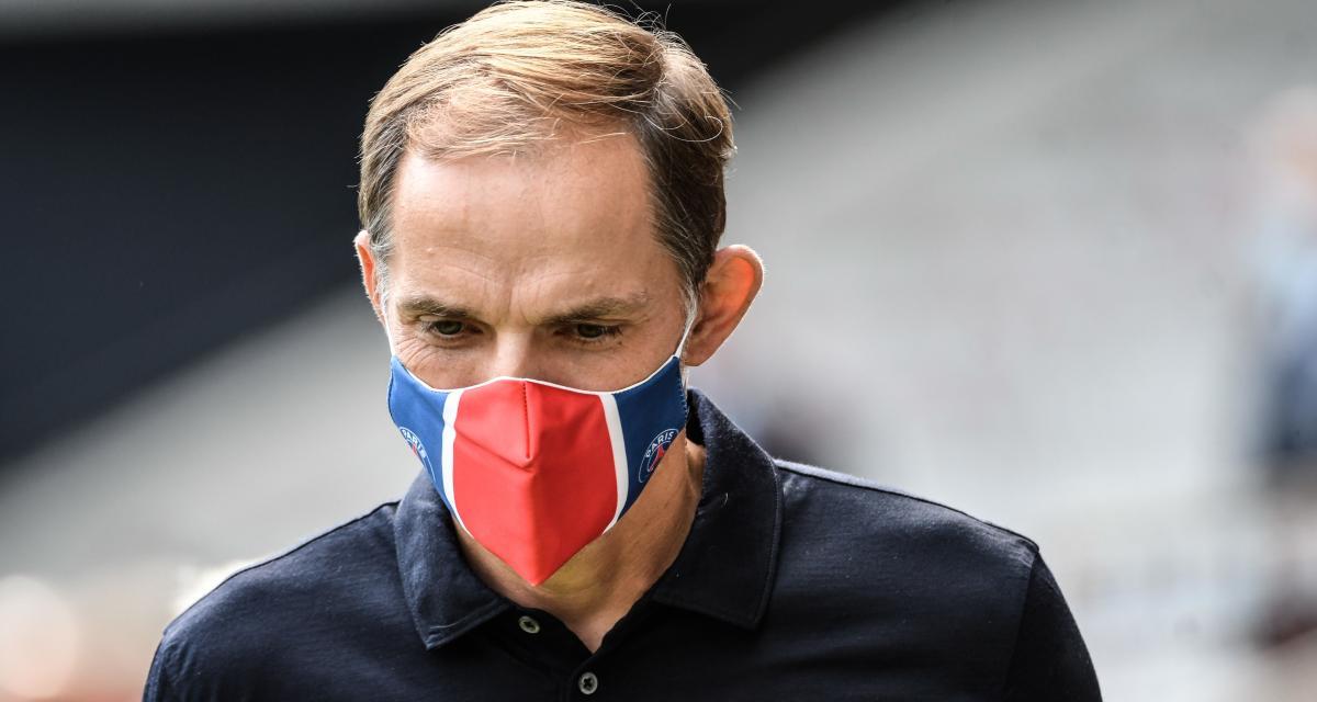 PSG – RC Strasbourg: Tuchel doit déplorer une impressionnante liste d'absents