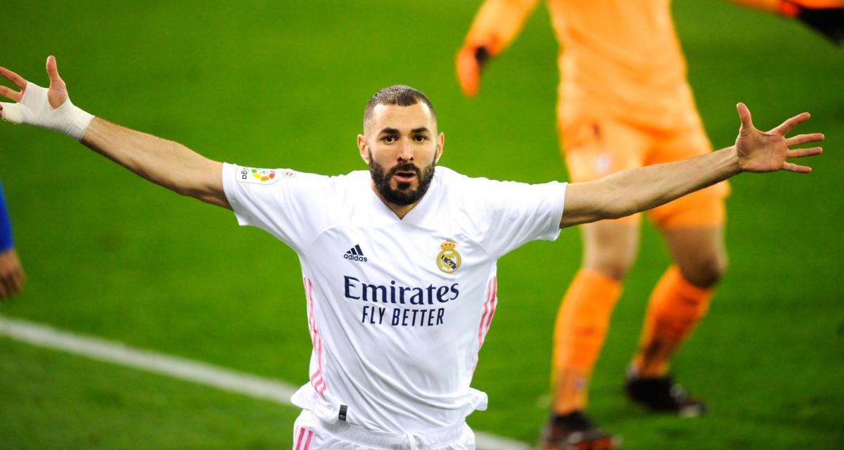 Real Madrid : Karim Benzema a un nouvel objectif en ligne de mire