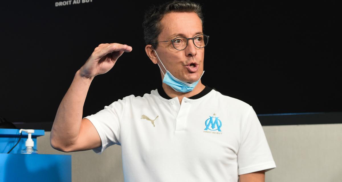 OM : la polémique enfle, Eyraud revient sur les Marseillais à l'OM