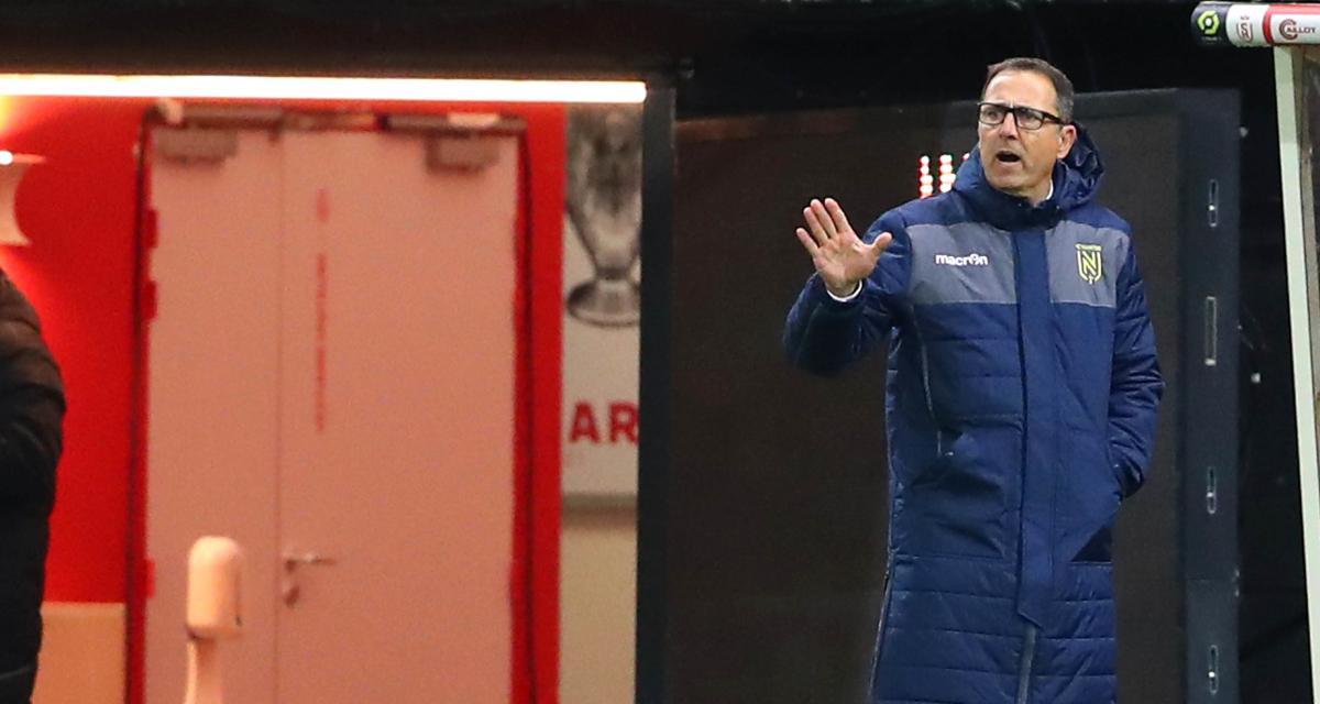 FC Nantes: absents, Kolo Muani, jeu... Patrick Collot prépare sa dernière face à l'OL